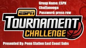 Tournament Challenge - 2016 Media Flipper