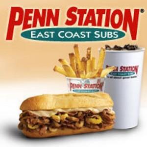 Penn Station East Coast Subs - Twitter Logo