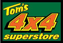 Toms 4X4 - Logo