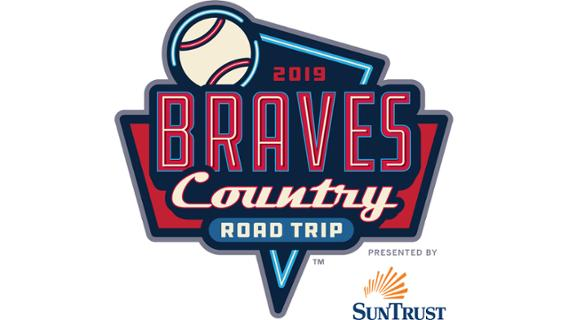 Braves Country Road Trip to visit Chattanooga on Thursday, May 23 | WALV