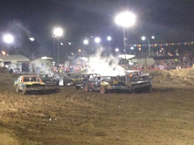 Two More Days For Obion Co Fair Demolition Derby Set For Saturday Night Radio Nwtn