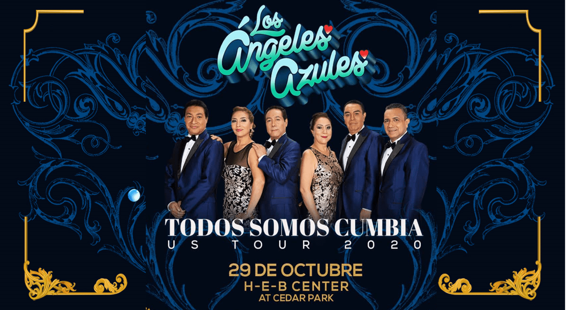 Los Angeles Azules Todos Somos Cumbia US Tour