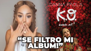 Danna Paola leaked album