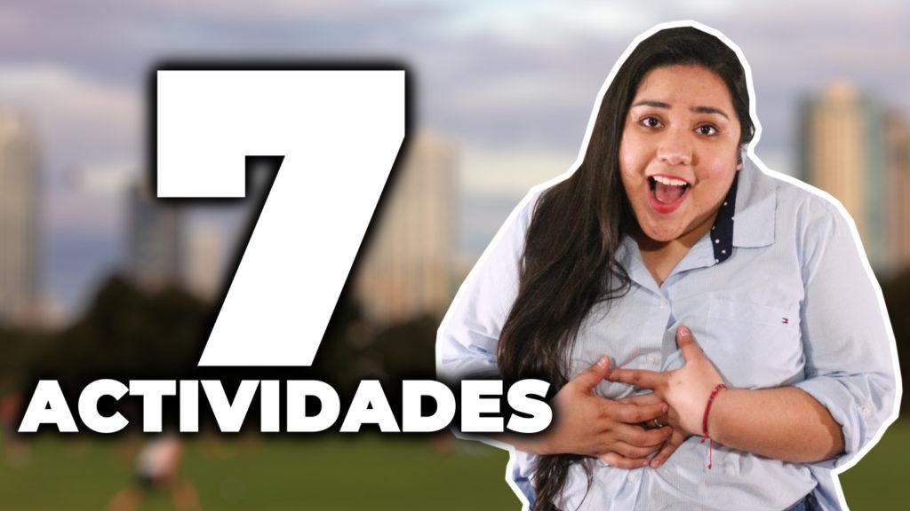7 ACTIVIDADES CON ARELI