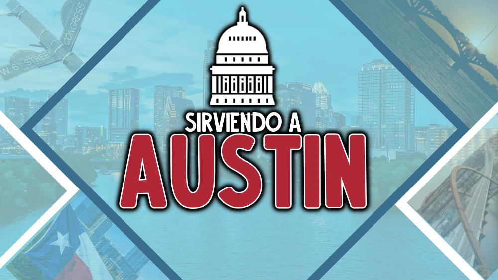 Sirviendo A Austin