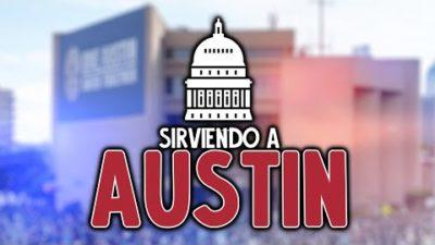 Sirviendo A Austin _Trata de Personas