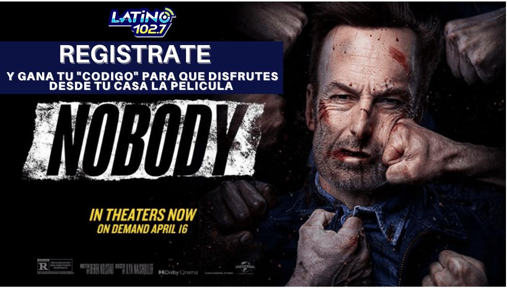 Nobody_Film Poster