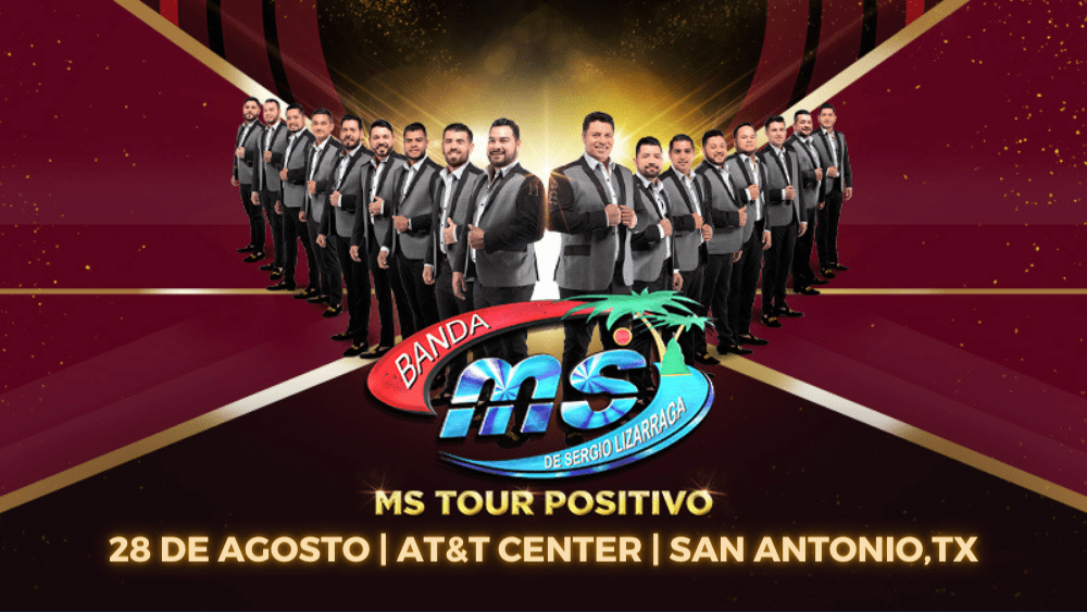 BANDA MS_AT&T CENTER SAN ANTONIO