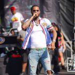 Dave East on Summer Jam Stage
