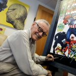 Marvel creator Stan Lee