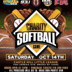 Softball Charity Game