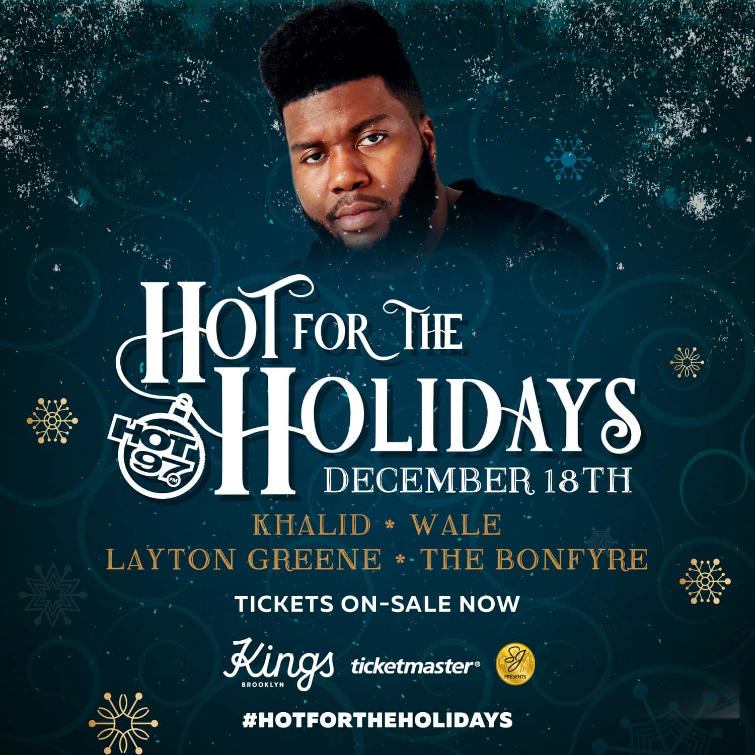 Hot For The Holidays 2019