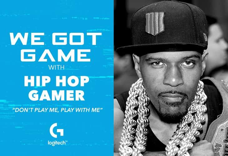 We got Game Hip Hop gamer