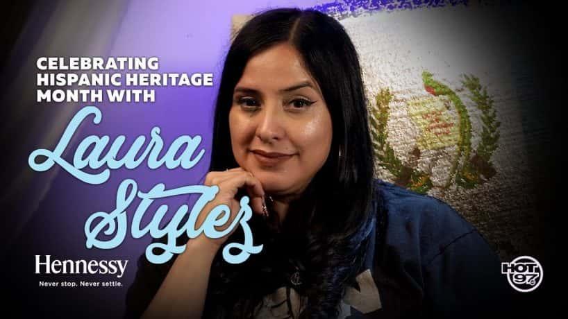 Laura Stylez For Hispanic Heritage Month