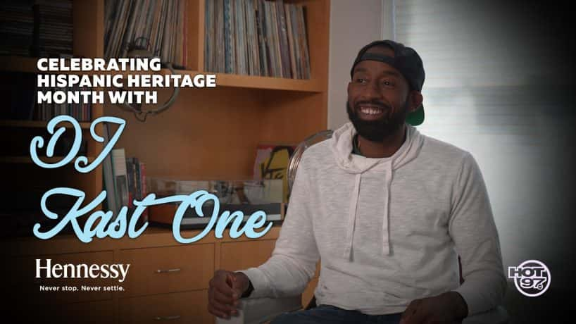 DJ Kast One for Hispanic Heritage Month