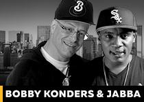 Bobby Konders and Jabba