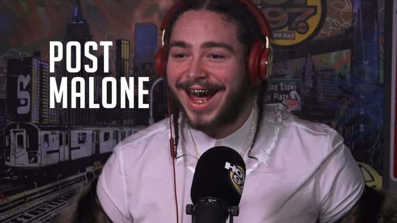 New Music Post Malone Ft 21 Savage Rockstar Audio Hot97