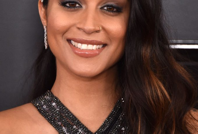 Lilly Singh smiling at the camera