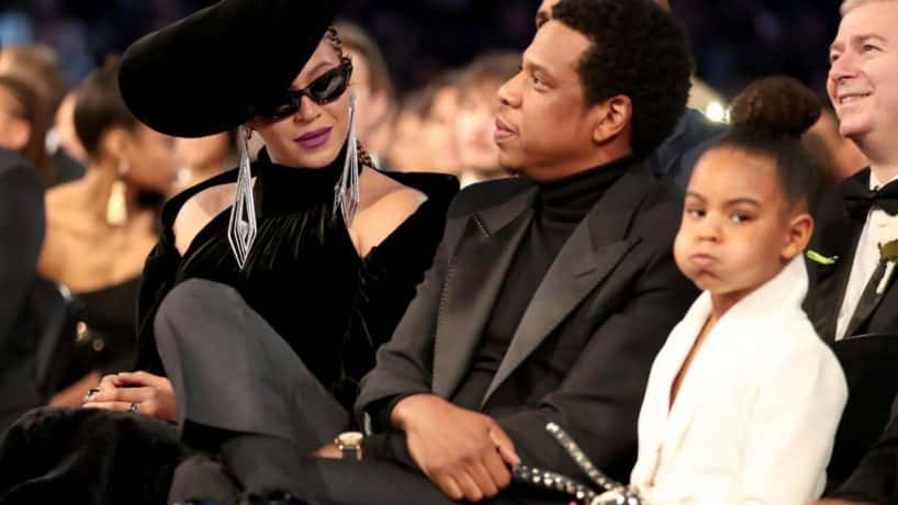 Blue Ivy Bids Some Of Jay Z S Money During Auction Video Hot97