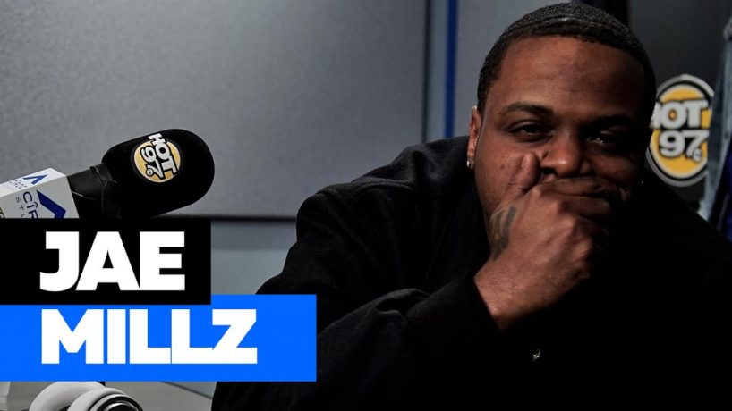 Hot 97 Funk Flex Freestyle#092 Jae Milz
