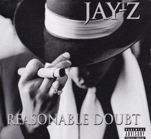Jay-Z Reasonable Doubt Album Cover