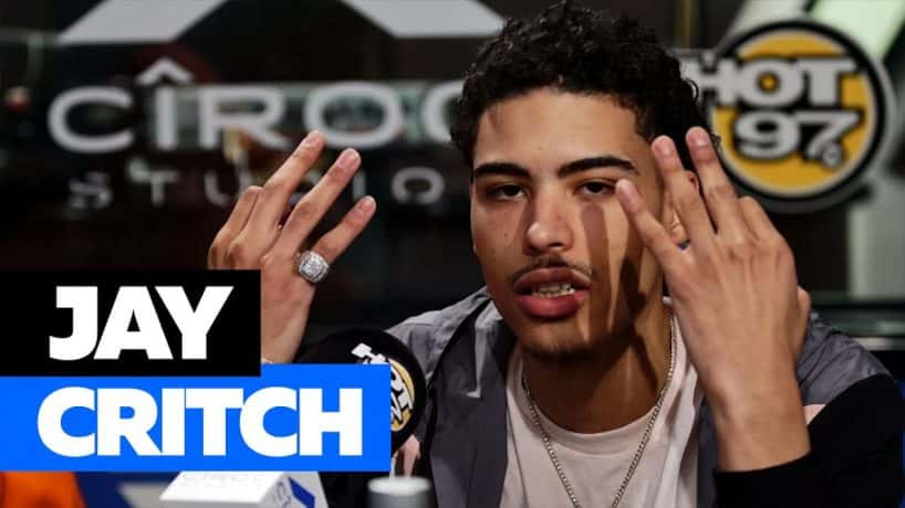 Hot 97 Flex Freestyles 088 with Funk Flex and Jay Critch