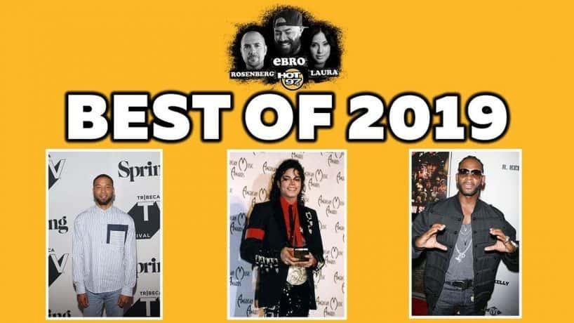 Best of 2019 - R. Kelly, Michae Jackson, Jussie Smollett