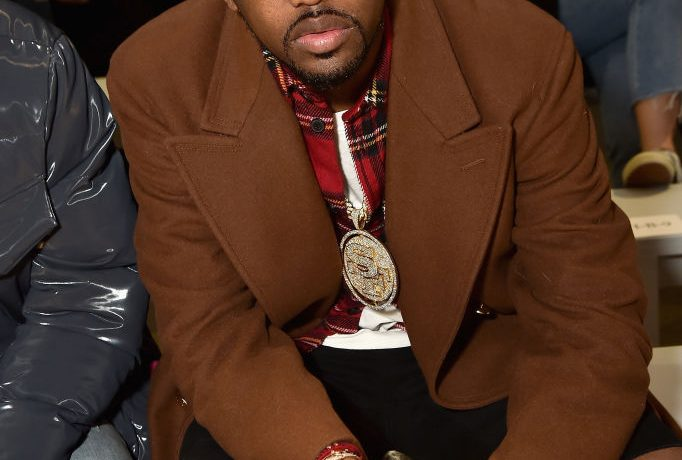 Fabolous attends Matthew Adams Dolan - Front Row - February 2018 - New York Fashion Week Presented By Made