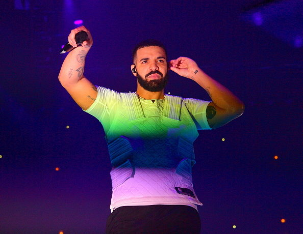 Drake performs in Concert at Aubrey & The Three Amigos Tour - Chicago, Illinois at United Center on August 17, 2018