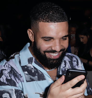 Drake attends the Hublot Collectors Dinner to celecrate French Montana Haute Living Cover on August 18, 2019 in Miami, Florida