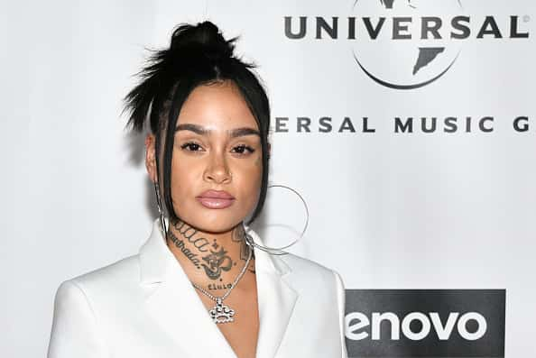 Kehlani attends Universal Music Group Hosts 2020 Grammy After Party on January 26, 2020 in Los Angeles, California.