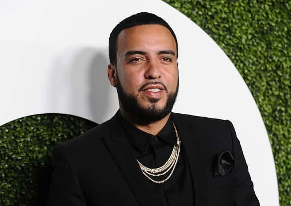 LOS ANGELES, CA - DECEMBER 08: French Montana attends the GQ Men of the Year party at Chateau Marmont on December 8, 2016 in Los Angeles, California.