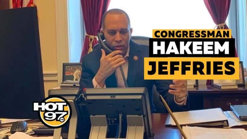Rep. Hakeem Jeffries
