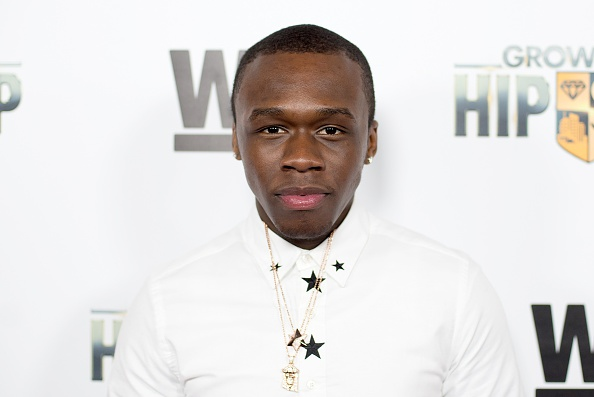 50 Cent's Son Marquise Jackson Responds To His Pops Saying He'd ...