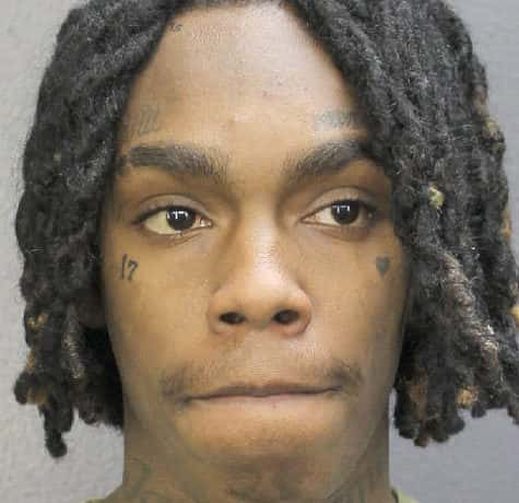 FT. LAUDERDALE, FL - FEBRUARY 13: In this handout photo provided by the Broward's Sheriff's Office, rapper YNW Melly, real name Jamell Demons, is seen in a police booking photo after being charged with two counts of murder in the first degree February 13, 2019 in Ft. Lauderdale, Florida. Demons allegedly conspired with Cortlen Henry to fatally shot two other Florida based rappers, Christopher Thomas Jr and Anthony Williams, October 26.