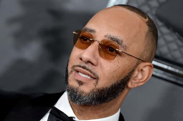 Swizz Beatz attends the 62nd Annual GRAMMY Awards at Staples Center on January 26, 2020 in Los Angeles, California.