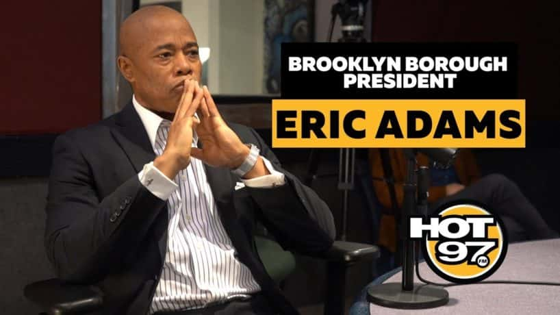 Eric Adams