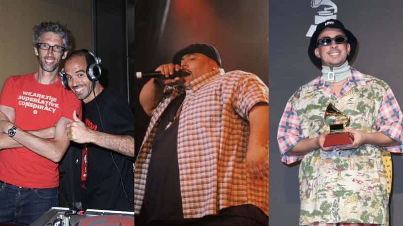 Stretch & Bobbito, Big Pun & Bad Bunny Represent Puerto Rican culture in hip hop