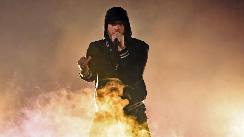Eminem Apologizes To Revolt