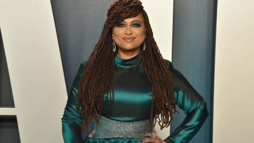 BEVERLY HILLS, CALIFORNIA - FEBRUARY 09: Ava DuVernay attends the 2020 Vanity Fair Oscar Party at Wallis Annenberg Center for the Performing Arts on February 09, 2020 in Beverly Hills, California.