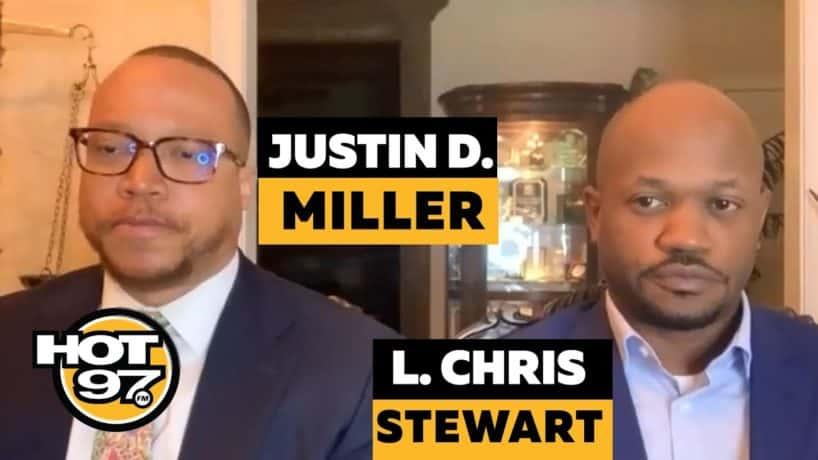 Justin D. Miller & L. Chris Stewart On Rayshard Brooks Killing