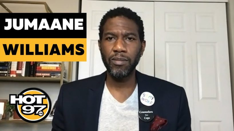 Jumaane Williams On NYC Budget