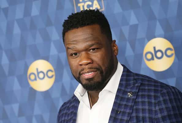Curtis Jackson attends ABC Television's Winter Press Tour 2020 held at The Langham Huntington, Pasadena on January 08, 2020 in Pasadena, California.