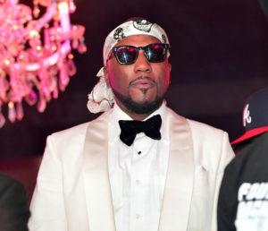 Jeezy attends Jeezy+Lil Baby Birthday Celebration at Compound on October 6, 2019 in Atlanta, Georgia.