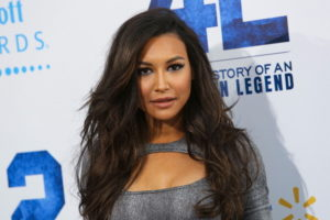 HOLLYWOOD, CA - APRIL 09: Actress Naya Rivera attends the premiere of Warner Bros. Pictures' And Legendary Pictures' '42' at TCL Chinese Theatre on April 9, 2013 in Hollywood, California.