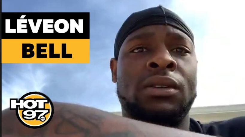 Le'Veon Bell On His Jets Season