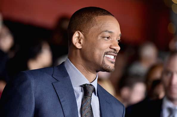 """Will Smith attends the Premiere Of Netflix's """"Bright"""" at Regency Village Theatre on December 13, 2017 in Westwood, California."""
