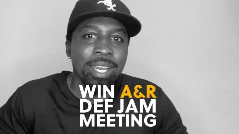 Win Who's Next A&R Def Jam Meeting