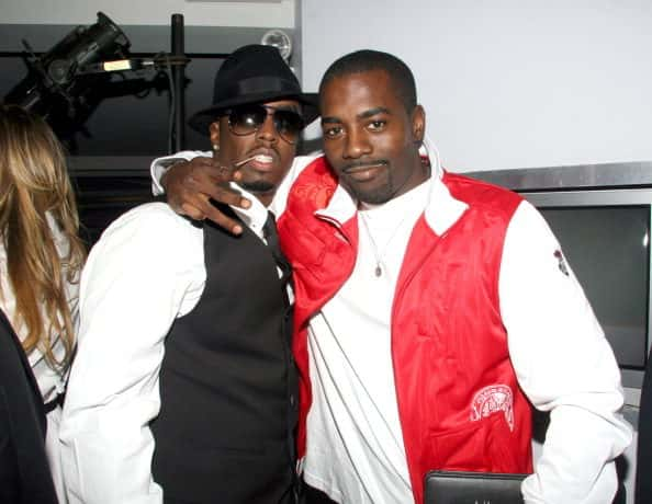 Sean P. Diddy Combs and Loon during Alize Presents Beyonce's Birthday Party at 40/40 in New York City, New York, United States.