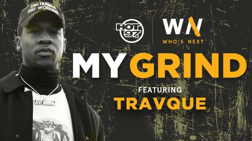 Travque - My Grind